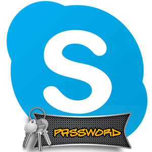 password-skype-logo